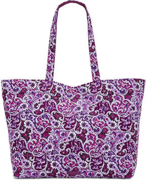 Vera Bradley Iconic Grand Extra-Large Tote - LILAC PAISLEY - STYLE