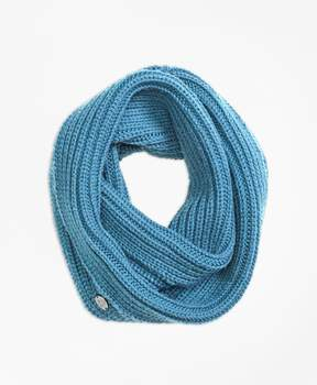 Brooks Brothers Merino Wool Knit Snood