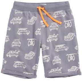 Boden Mini French Terry Shorts