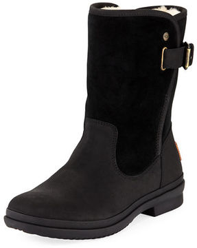 UGG Oren Mixed Leather Weather Boot