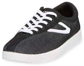 Tretorn Men's Knit Low-Top Mesh Sneakers