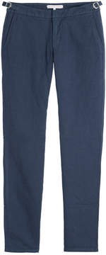 Orlebar Brown Bedlington Linen-Cotton Pants