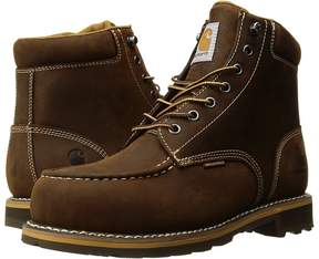 Carhartt 6 Moc Toe Lug Steel Toe Men's Work Boots