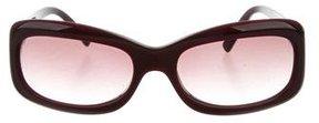 Chanel Camellia CC Sunglasses