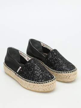 Espadrilles Tommy Napa And Glitter