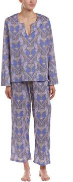 BedHead Pajamas 2Pc Tunic Pajama Set