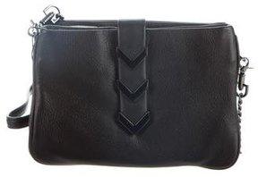 Mackage Stassi Leather Crossbody Bag