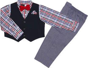 Hudson FERRELL Ferrell 4-pc. Pant Set Baby Boys