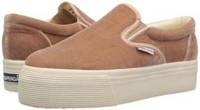 Superga 2314 Velvetjpw Women's Shoes