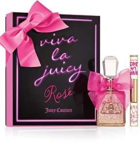Juicy Couture Viva La Juicy Rose 1.7 Oz Gift Set