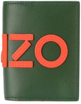 Kenzo logo appliquéd wallet