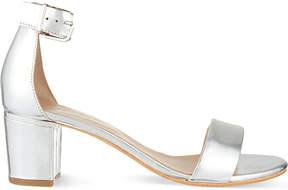 Carvela Krisp leather heeled sandals