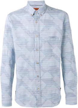 Missoni patch shirt
