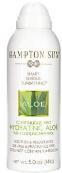 Hampton Sun Hydrating Aloe Vera Continuous Mist/5 oz.