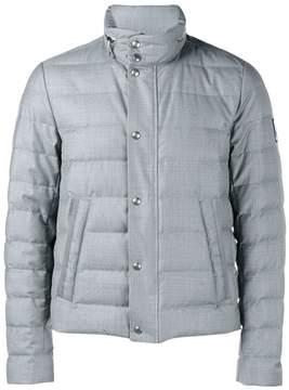 Moncler Gamme Bleu quilted wool jacket