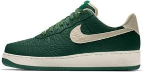 Nike Force 1 Premium iD (Milwaukee Bucks) Shoe