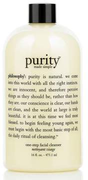 Philosophy Purity Made Simple Facial Cleanser 16oz