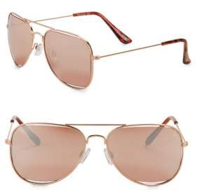 Sam Edelman 60MM Aviator Sunglasses