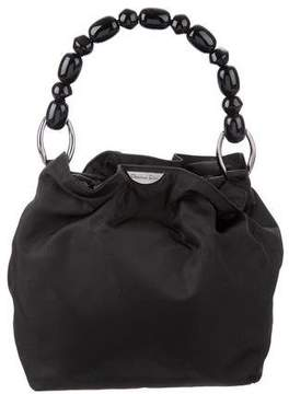 Christian Dior Malice Nylon Bag