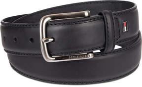 Tommy Hilfiger Men's Big & Tall Casual Leather Belt