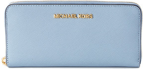 MICHAEL Michael Kors Jet Set Travel Zip Around Leather Wallet - ONE COLOR - STYLE