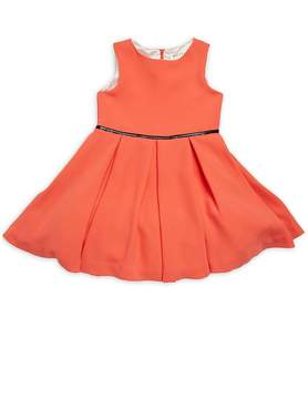 Helena and Harry Little Girl's & Girls Fit-&-Flare Dress
