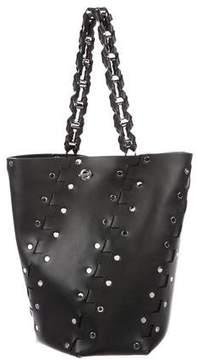 Proenza Schouler Studded Medium Hex Bucket Bag