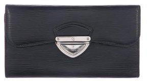 Louis Vuitton Epi Eugenie Wallet - BLACK - STYLE