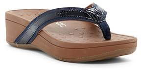 Vionic Hightide Wedge Flip Flop - Wide Width Available
