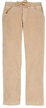 Il Gufo Cotton-Blend Corduroy Pants