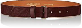 MAISON BOINET Women's Calf Hair Belt