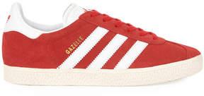 adidas Gazelle Junior suede leather sneakers
