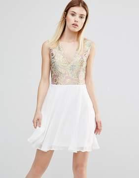 AX Paris V Front Dress