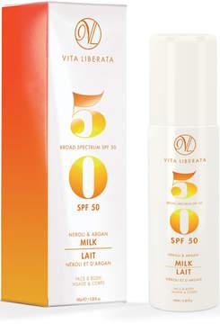 Vita Liberata Neroli and Argan Milk SPF 50