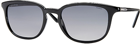 Safilo USA Gucci 1067 Polarized Rectangle Sunglasses