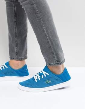 Lacoste Lydro Sneakers In Blue