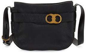 Tory Burch Gemini Link Small Belted Hobo Bag, Black - BLACK - STYLE