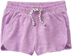 Gymboree Lilac Pull-On Shorts - Infant, Toddler & Girls
