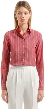 Stella Jean Striped Cotton Shirt