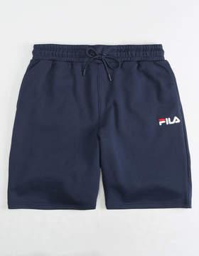 Fila Tanaro Navy Mens Sweat Shorts