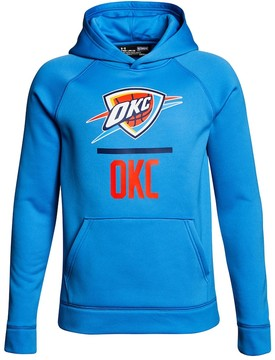 Under Armour Boys 8-20 Oklahoma City Thunder Lockup Hoodie