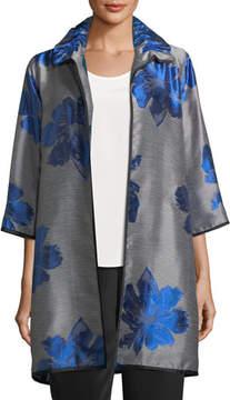 Caroline Rose Floral Pop Topper Jacket