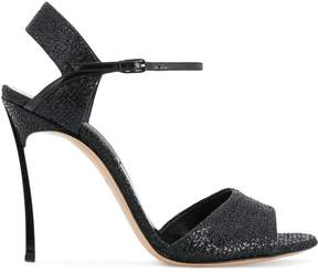 Casadei open toe stilettos