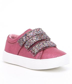Kenneth Cole New York Girls Kam Strap-T Sneakers