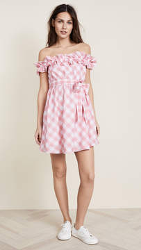 BRIGITTE Steele Mini Dress