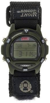 Coleman Men's Digital Sportwrap Watch - Black