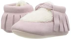 Burberry NB Shearling Shoe Girl's Shoes