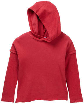 Splendid Reverse Knit Hoodie (Toddler Boys)