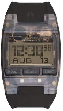 Nixon Comp A408-001 Black Digital Quartz Unisex Watch