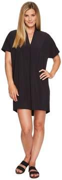 Lucy Destination Anywhere Short Sleeve Dress Women's Dress